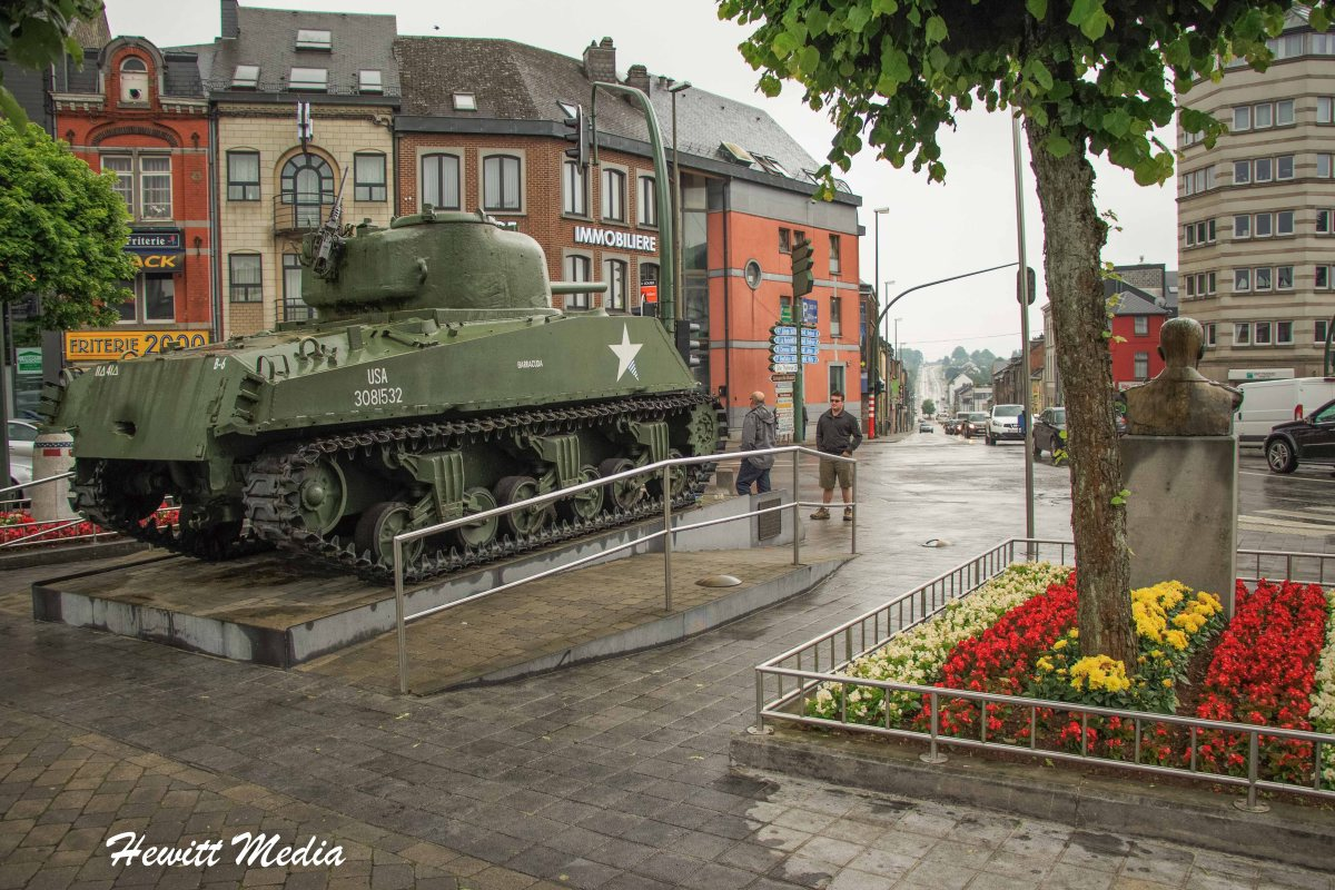 Bastogne Visitor's Guide